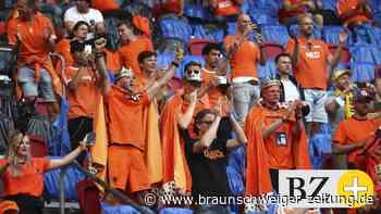 Live! 0:0! Niederlande vergibt gegen Ukraine viele Chancen