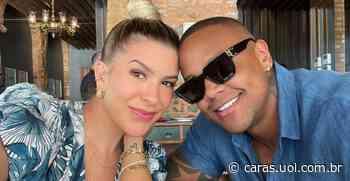 Grávidos da primeira filha, Lore Improta e Léo Santana trocam homenagens no Dia dos Namorados - CARAS Brasil