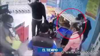 Video: Intento de robo terminó en balacera en Ciudad Bolívar - El Tiempo