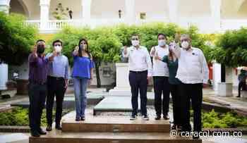 Firmaron convenio de matrícula cero para estudiantes en Bolívar - Caracol Radio