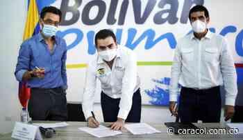 Gobernación apoyará con recursos a emprededores bolivarenses - Caracol Radio