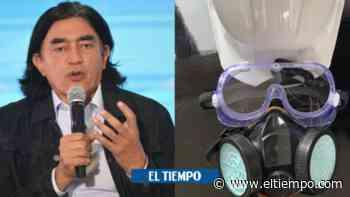 Bolívar: 'sería un honor ser condenado' por ayudar a primera línea - El Tiempo