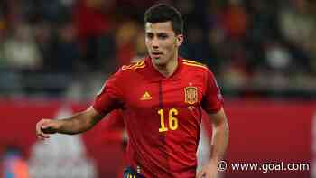 'It would be very cruel' - Rodri admits Spain players 'fear' missing Euros due to positive Covid-19 test
