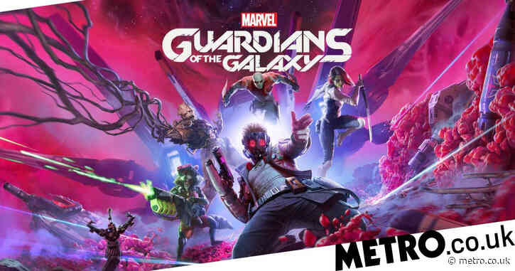 Guardians Of The Galaxy first trailer shows it's a single-player game with no DLC