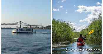 This $5 River Shuttle Takes You From Montreal To 5 Gorgeous Islands With A Secret Bayou - MTL Blog