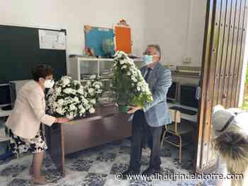 El Peñón celebra un sencillo acto de homenaje al Patrón de la barriada, San José Obrero - Alhaurindelatorre.com