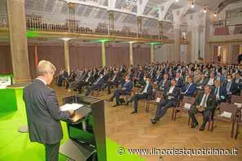 Assemblea generale della Federazione Raiffeisen al Kurhaus di Merano - Il NordEst Quotidiano