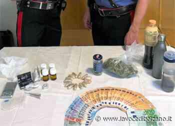 Droga in Burgraviato, i carabinieri di Merano arrestano tre spacciatori - La Voce di Bolzano