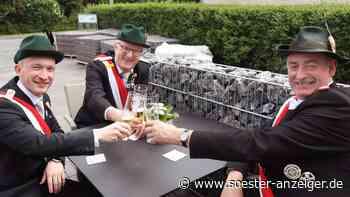 Corona-Schützenfest: So haben die Schützen im Kreis Soest gefeiert - Soester Anzeiger