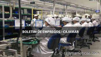Proativa abre vagas para Produção e Op. de Máquinas em Cajamar 12/06 - Cajamar Notícias
