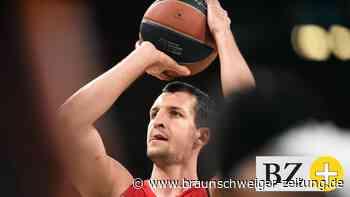 Gehirnblutung: Basketball-Spieler Paul Zipsers wird notoperiert