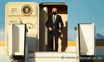 Biden lands in Brussels to reaffirm NATO ties frayed under Trump