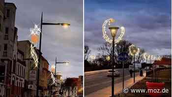 Mitten im Sommer: Oranienburg plant jetzt schon für Weihnachten - moz.de