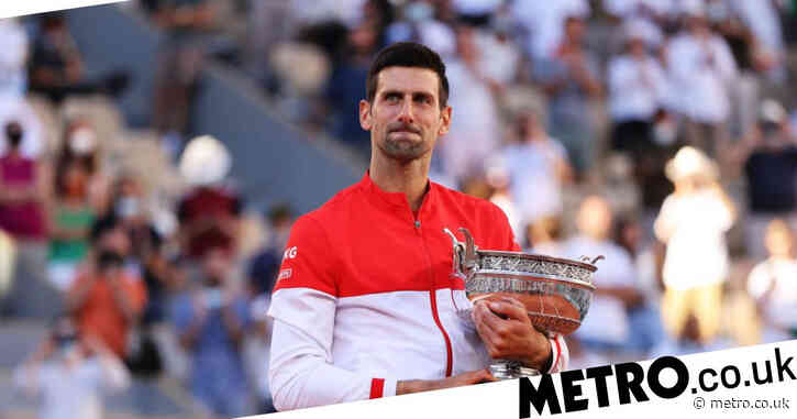 Novak Djokovic sends message to Nadal and Federer as coach reveals next target after French Open win