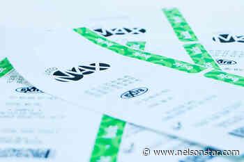Lottery ticket worth $1 million sold in Vernon – Nelson Star - Nelson Star