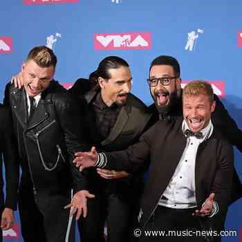 Backstreet Boys keen for Super Bowl halftime show gig