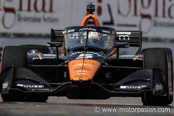 Pato O'Ward remonta para darle la victoria a McLaren en la IndyCar y Álex Palou rescata un podio de oro - Motorpasión