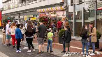 Salzgitter: Neuer Laden in der Stadt – Mega-Schlange trotzt dem Regen! - News38