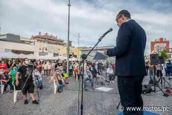 Candidato da CDU a Uniao de Freguesias do Barreiro e Lavradio Alexandre Nuno Teixeira - Foque - Rostos On-line - Rostos
