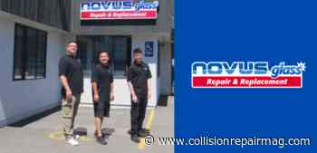 Welcomes of the Week: NOVUS Glass welcomes new facility in Richmond, B.C. - Collision Repair Mag