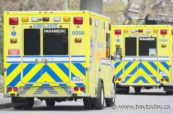 Montreal-area ambulance paramedics announce strike; say medical care to be maintained