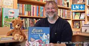 Lizar und die Traumpiraten: Thomas Goralczyk aus Eutin veröffentlicht Kinderbuch - Lübecker Nachrichten