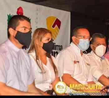 Mariquita: importante aporte de Gobernación para arreglo de vías - El Cronista