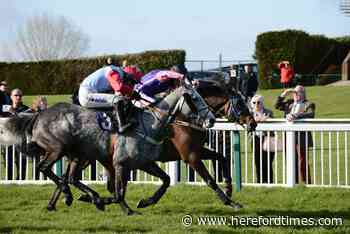 Use Hereford Racecourse as a park-and-ride