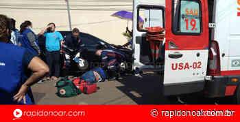 Agente de combate à dengue da prefeitura é atropelado em Limeira - Rápido no Ar