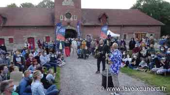 La fête des Enchanteurs a (enfin) repris ce vendredi à Beuvry - La Voix du Nord
