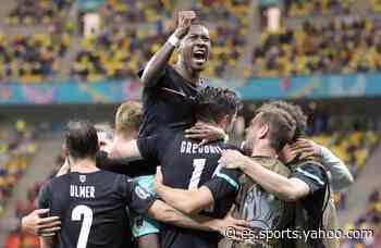 Alaba destaca la importancia del banquillo en la victoria austríaca - Yahoo Eurosport ES
