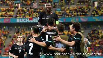 Endlich ein EM-Sieg: Österreich feiert 3:1 gegen Nordmazedonien
