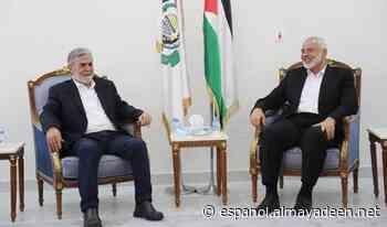Líderes de Hamas y la Jihad Islámica se reúnen en El Cairo - Al Mayadeen Español