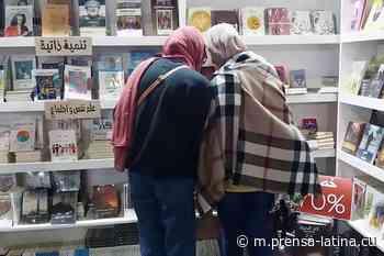 Más de 700 editoriales en Feria del Libro de El Cairo - Prensa Latina