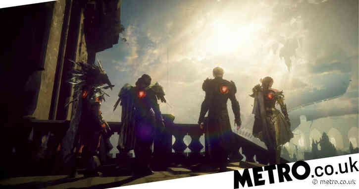 Babylon's Fall is a PS4 and PS5 exclusive live service title by Platinum Games