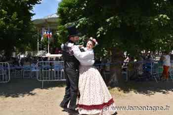 Fêtes Napoléon III à Vichy (Allier) : dans la peau d'une passionnée de danse du Second Empire - La Montagne