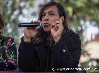 Alfredo, gobernador íntegro, autónomo, no un Juanito: Yeyo Pimentel - Quadratín - Quadratín Michoacán