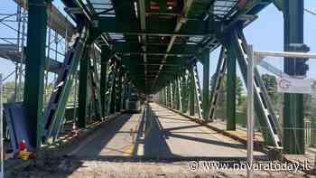 Galliate, iniziano i lavori al Ponte sul Ticino: rimarrà chiuso per tre mesi - NovaraToday