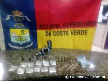 Polícia apreende drogas com cinco suspeitos em Paraty - Diario do Vale