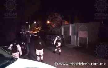 Ataque armado deja cinco muertos en Pueblo Nuevo - El Sol de León