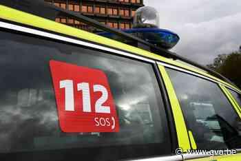 Wielertoerist botst tegen auto (Beerse) - Gazet van Antwerpen Mobile - Gazet van Antwerpen