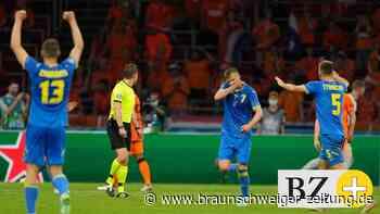 Live! 3:2! Niederlande schlägt gegen die Ukraine zurück