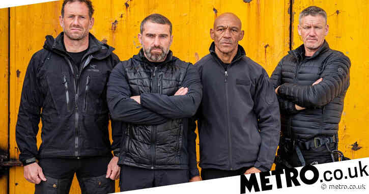 SAS: Who Dares Wins recruits reduced to tears during shocking interrogation trial
