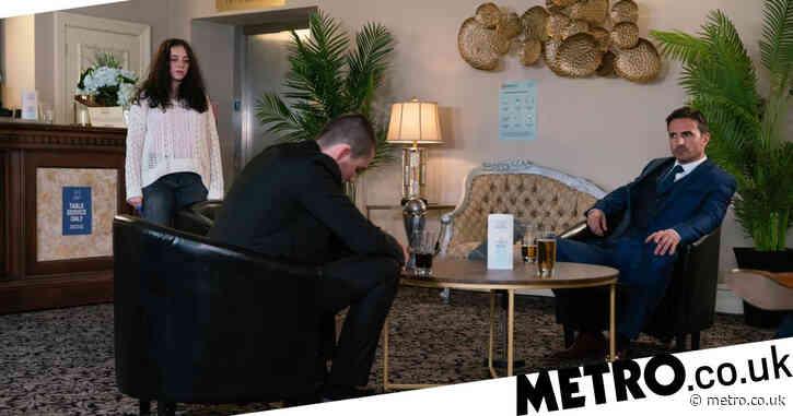 Coronation Street spoilers: Nina Lucas publicly exposes killer Corey Brent's murder of Seb Franklin