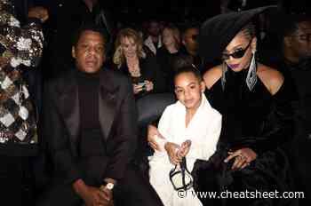 Jay-Z Reveals Sweet Reason He Learned to Swim for Blue Ivy - Showbiz Cheat Sheet