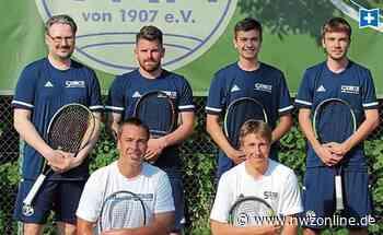 Tennis in Nordenham: Junges Team will sich wehren - Nordwest-Zeitung