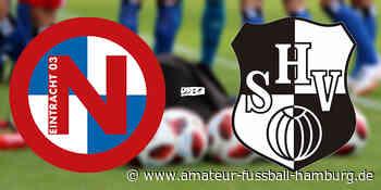 Liveticker: FC Eintracht Norderstedt - Heider SV - Amateur Fußball Hamburg