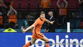 Niederlande mit perfektem EM-Start: Sieg gegen Ukraine