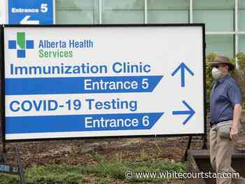 Alberta launches $3M lottery to reach first-dose vaccine target - Whitecourt Star