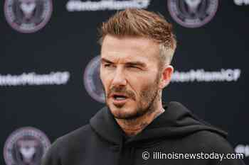 With an investment in electric cars, David Beckham did it for trucks - Illinoisnewstoday.com